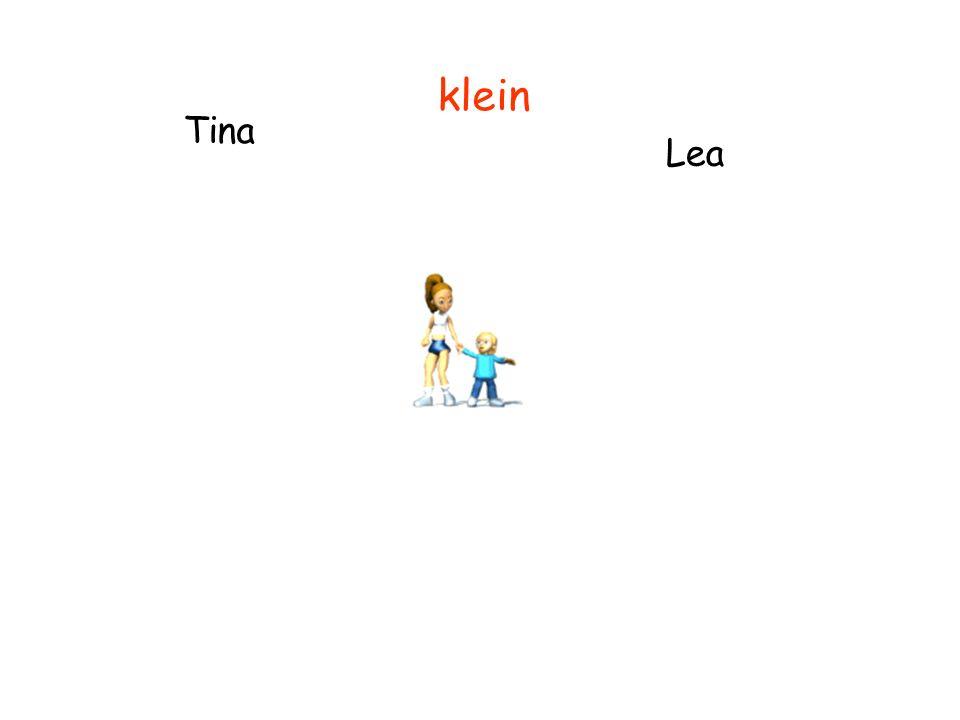 Tina Lea klein