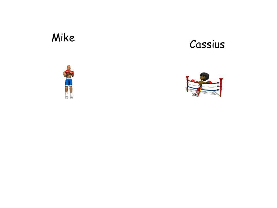 Mike Cassius