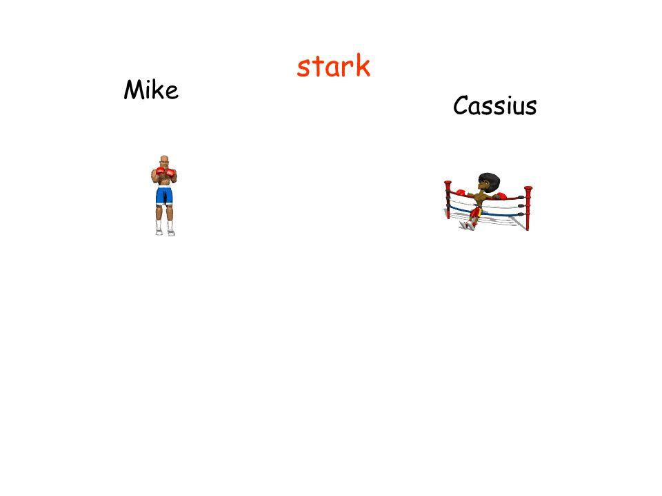 Mike Cassius stark