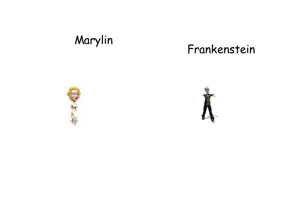 Marylin Frankenstein