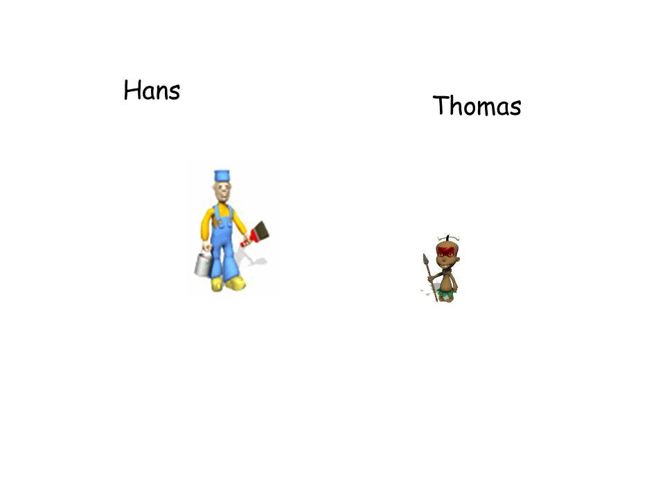 Hans Thomas
