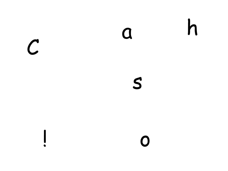 C s ! a o h