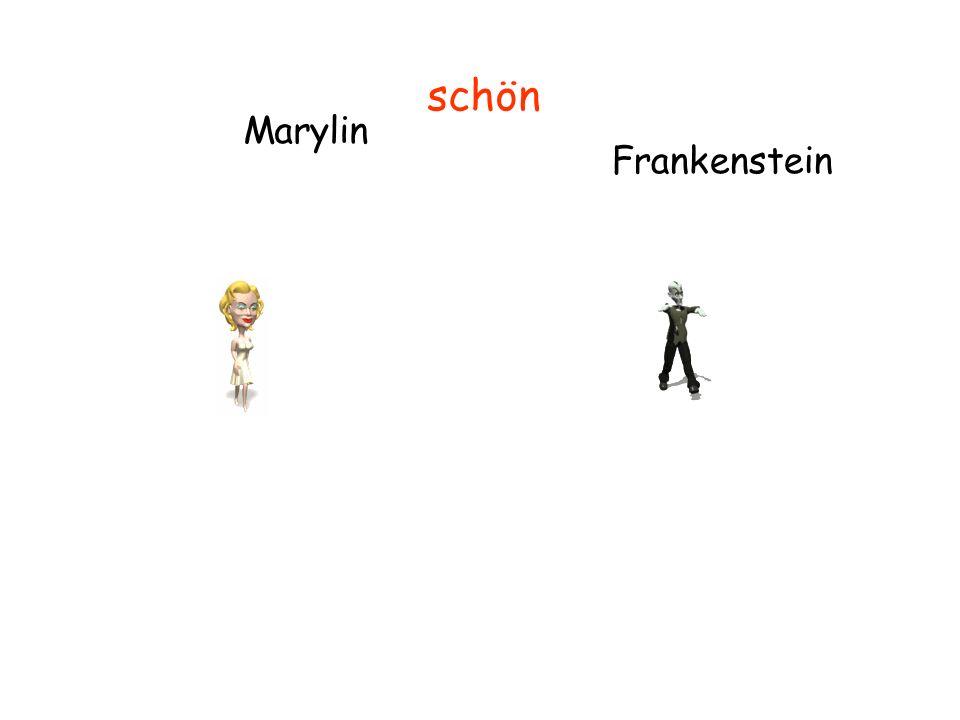 Marylin Frankenstein schön