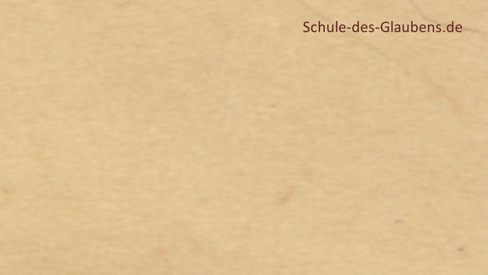 Schule-des-Glaubens.de