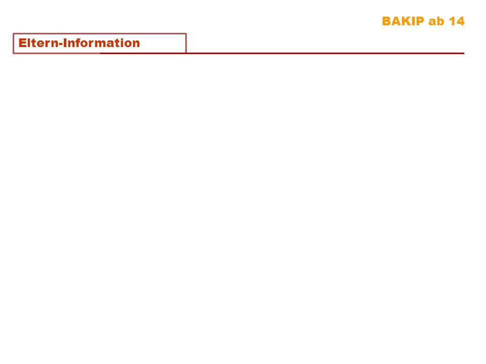 Fakten Die Stadt Wien (MA10) will die Ausbildung für 14-19jährige an der BAKIP21 einstellen.