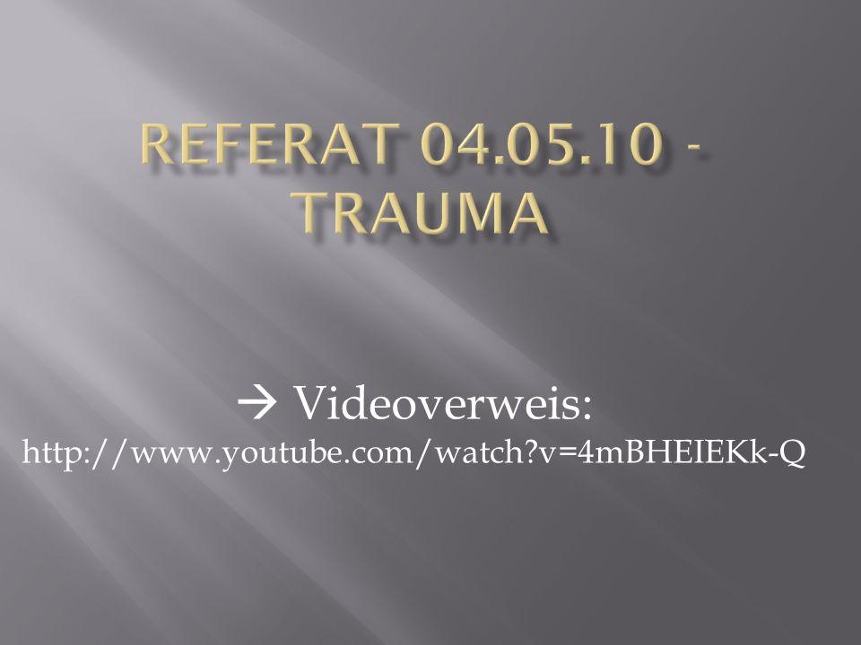 Videoverweis: http://www.youtube.com/watch?v=4mBHEIEKk-Q