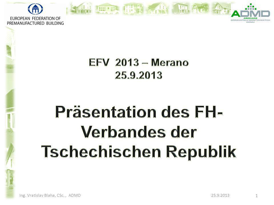 Tätigkeitsübersicht des Tschechischen FH-Verbandes Organisation und Führung Akquisition Marketing und PR Zusammenarbeit mit anderen Verbänden etc.