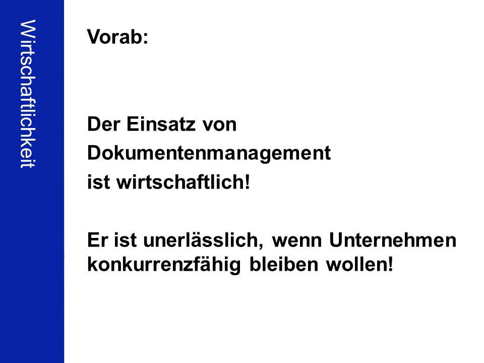 14 BCH Business Frühstück DMS & Wirtschaftlichkeit Dr. Ulrich Kampffmeyer PROJECT CONSULT Unternehmensberatung Dr. Ulrich Kampffmeyer GmbH Isestraße 6