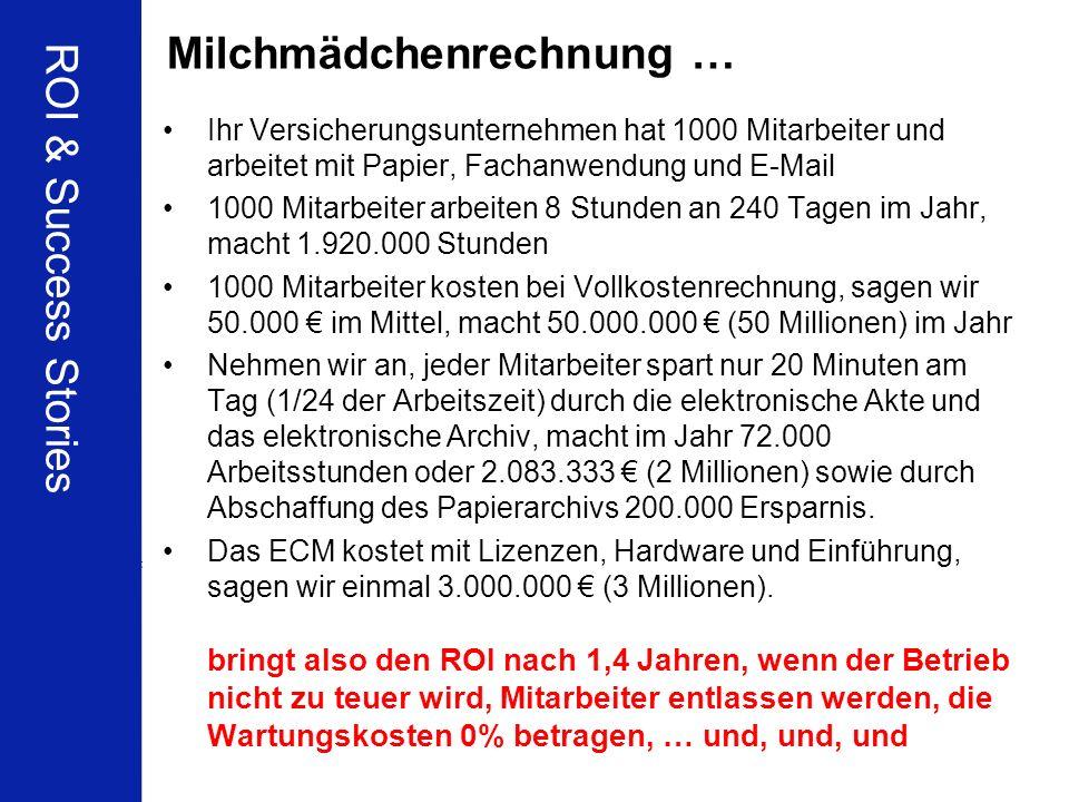 19 BCH Business Frühstück DMS & Wirtschaftlichkeit Dr. Ulrich Kampffmeyer PROJECT CONSULT Unternehmensberatung Dr. Ulrich Kampffmeyer GmbH Isestraße 6