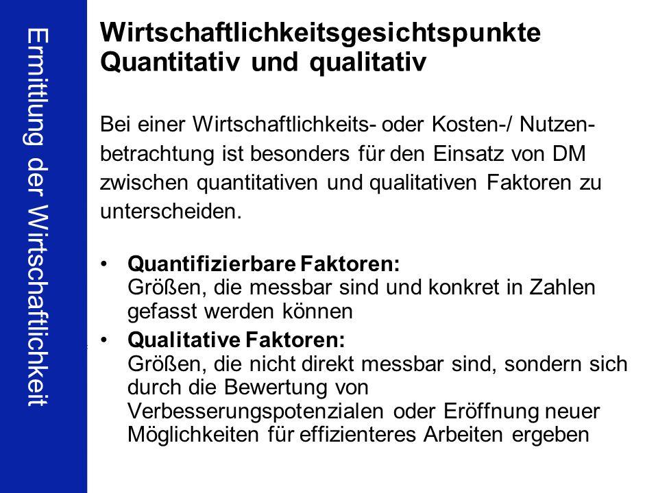 25 BCH Business Frühstück DMS & Wirtschaftlichkeit Dr. Ulrich Kampffmeyer PROJECT CONSULT Unternehmensberatung Dr. Ulrich Kampffmeyer GmbH Isestraße 6