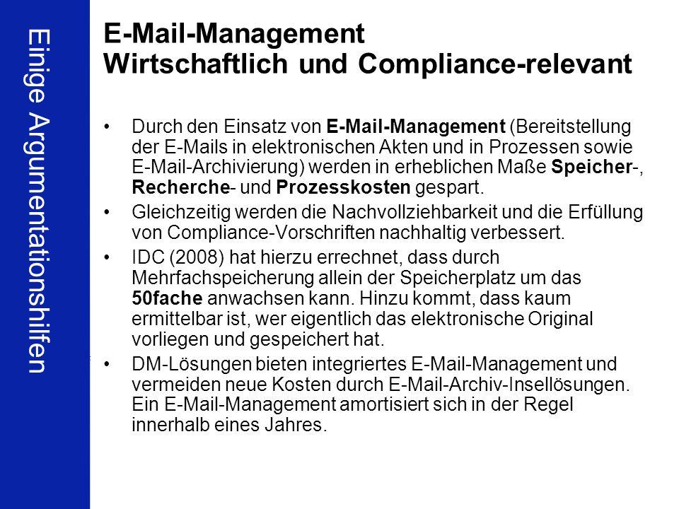 41 BCH Business Frühstück DMS & Wirtschaftlichkeit Dr. Ulrich Kampffmeyer PROJECT CONSULT Unternehmensberatung Dr. Ulrich Kampffmeyer GmbH Isestraße 6