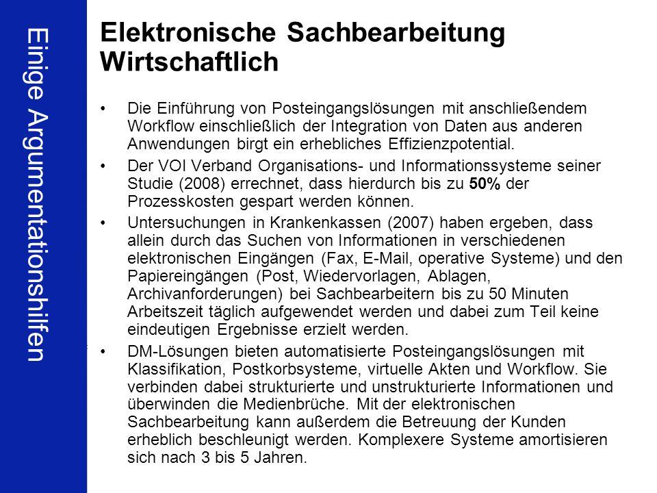 45 BCH Business Frühstück DMS & Wirtschaftlichkeit Dr. Ulrich Kampffmeyer PROJECT CONSULT Unternehmensberatung Dr. Ulrich Kampffmeyer GmbH Isestraße 6