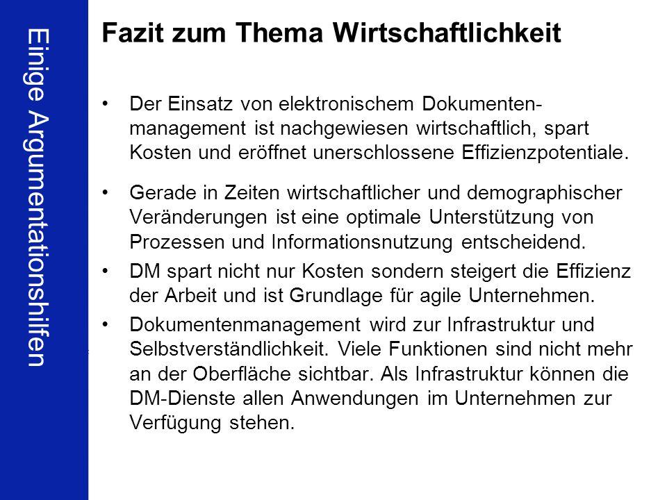 46 BCH Business Frühstück DMS & Wirtschaftlichkeit Dr. Ulrich Kampffmeyer PROJECT CONSULT Unternehmensberatung Dr. Ulrich Kampffmeyer GmbH Isestraße 6