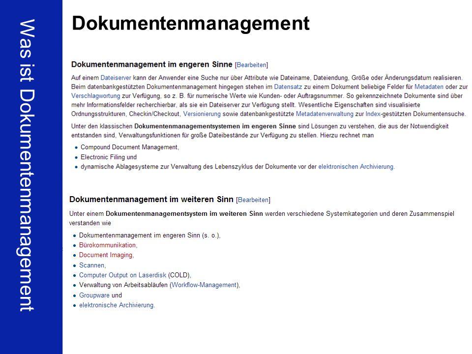 6 BCH Business Frühstück DMS & Wirtschaftlichkeit Dr. Ulrich Kampffmeyer PROJECT CONSULT Unternehmensberatung Dr. Ulrich Kampffmeyer GmbH Isestraße 63