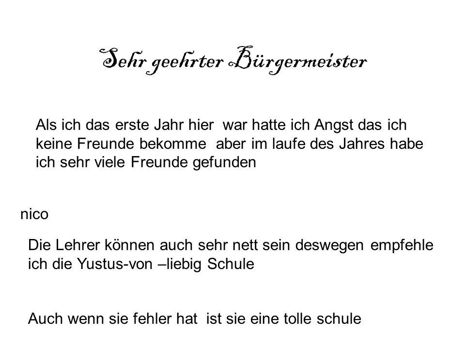 für den Bürgermeister HEINRITZI 2010 DAS HABEN WIR IN AUFSICHT VON FR GROßer von Nico Schillmaier-kraus nico