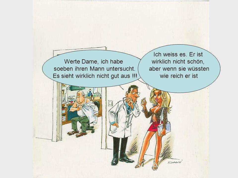 verteilt durch www.funmail2u.dewww.funmail2u.de Herr Doktor, immer wenn ich den Puls von Patient 273 messe, stelle ich eine erhöhte Herzfrequenz fest.