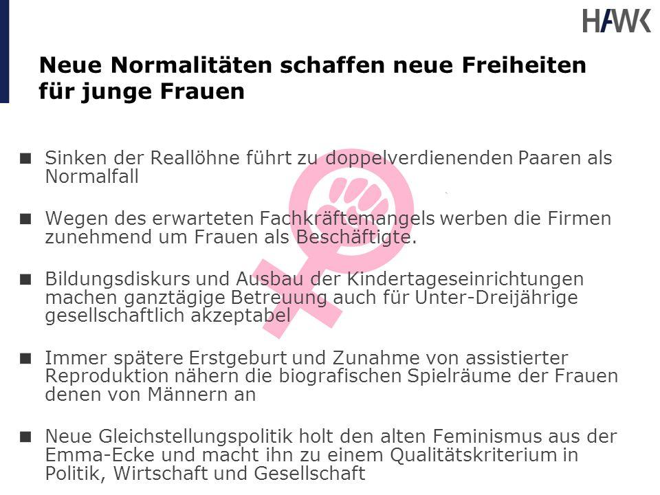 Vielen Dank für Ihre Aufmerksamkeit Kontakt: HAWK Hochschule für angewandte Wissenschaft und Kunst Hildesheim/Holzminden/Göttingen University of Applied Sciences and Arts Hohnsen 4 31134 Hildesheim Telefon: 0 51 21 / 88 11 12 Telefax: 0 51 21/ 88 11 32 E-mail: praesidentin@hawk-hhg.de