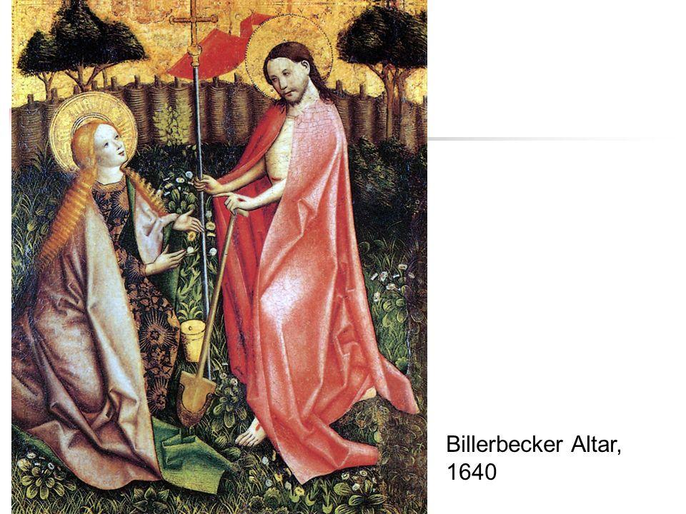 Billerbecker Altar, 1640