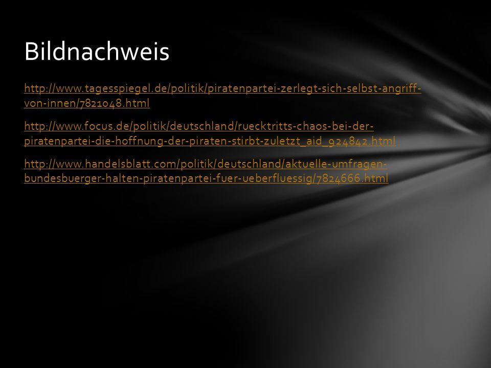http://www.tagesspiegel.de/politik/piratenpartei-zerlegt-sich-selbst-angriff- von-innen/7821048.html http://www.focus.de/politik/deutschland/ruecktrit