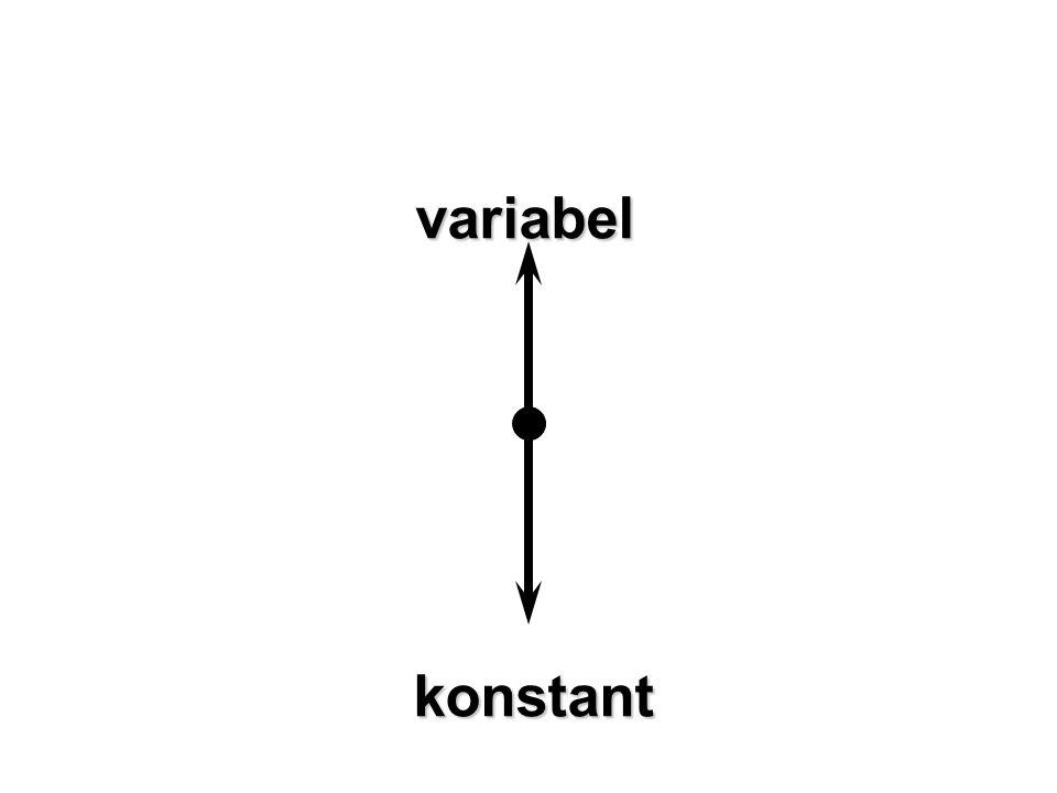 variabel variabel konstant