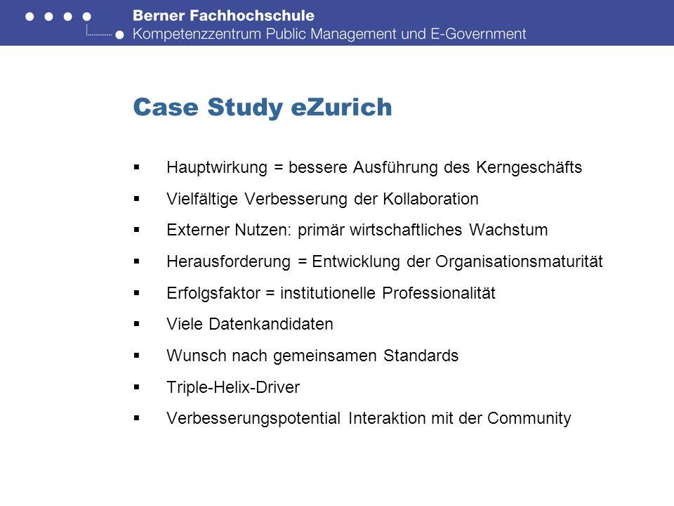 OGD – Potenzial Schweiz.Handlungsempfehlungen für Politik, Verwaltung und Öffentlichkeit.