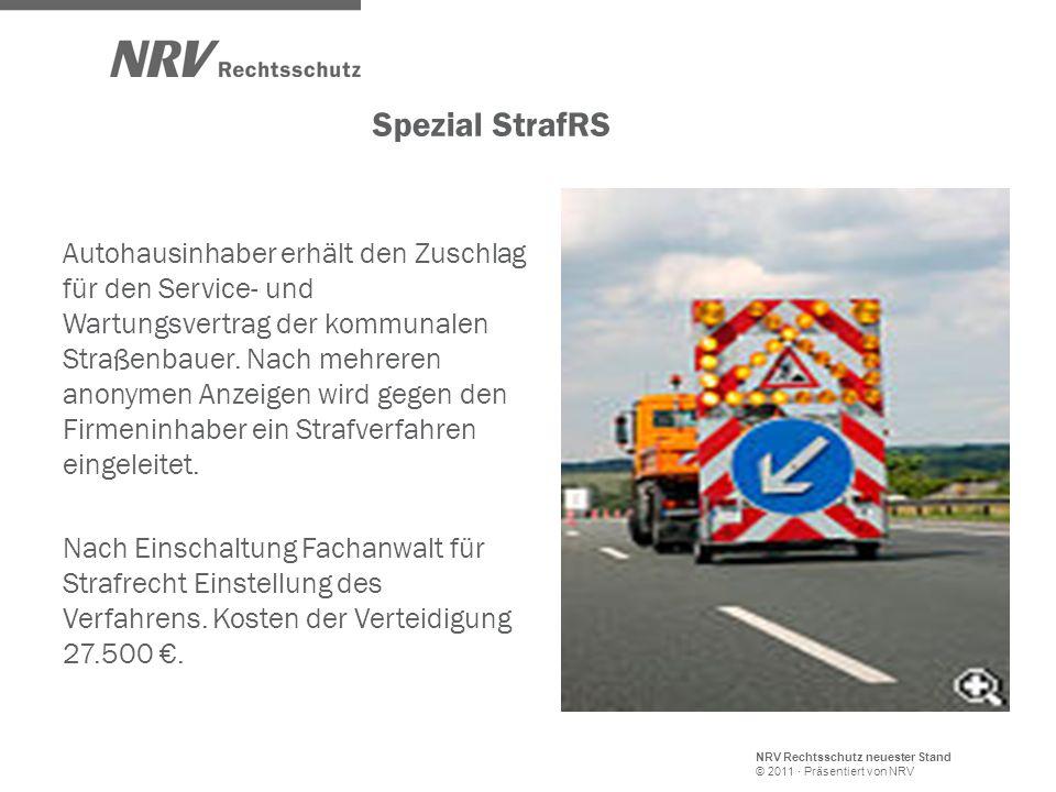 NRV Rechtsschutz neuester Stand © 2011 · Präsentiert von NRV Autohausinhaber erhält den Zuschlag für den Service- und Wartungsvertrag der kommunalen S