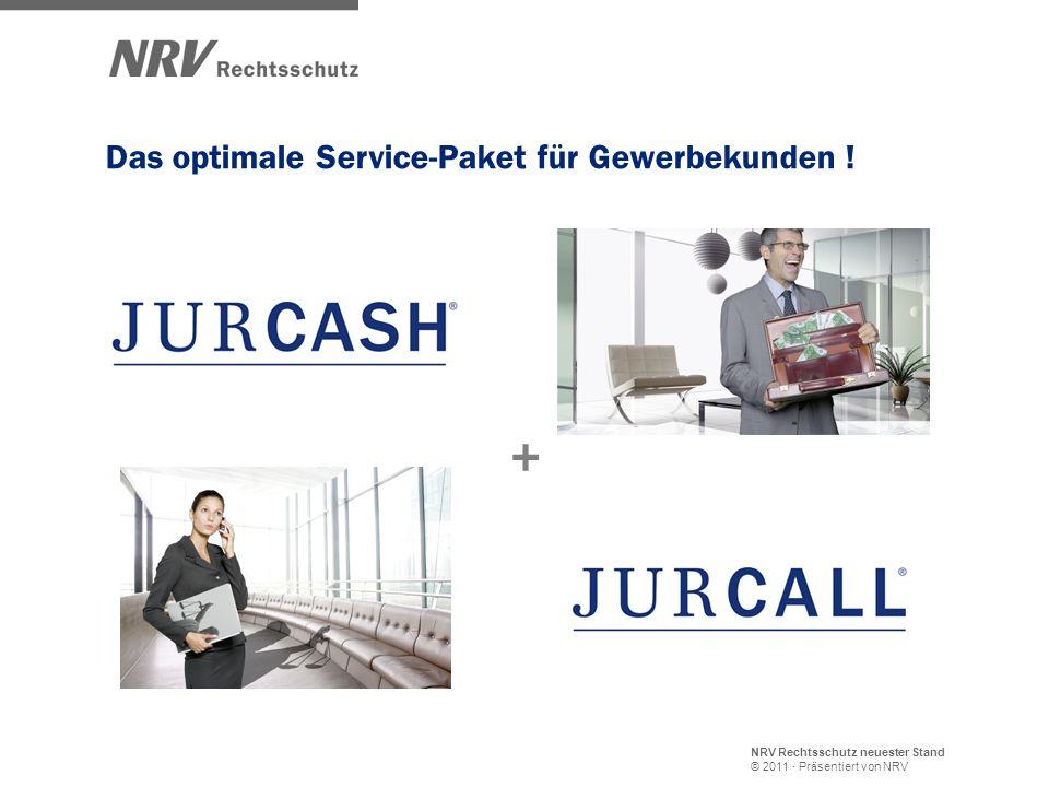 NRV Rechtsschutz neuester Stand © 2011 · Präsentiert von NRV Das optimale Service-Paket für Gewerbekunden ! +