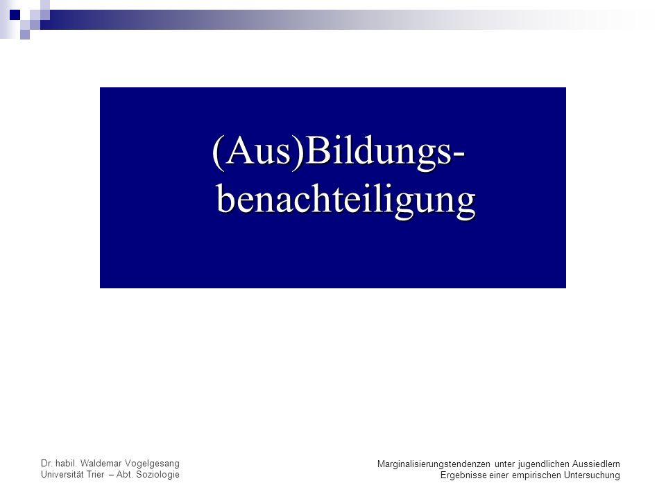 Vielen Dank für Ihre Aufmerksamkeit! ppt-Folien: www.waldemar-vogelgesang.de
