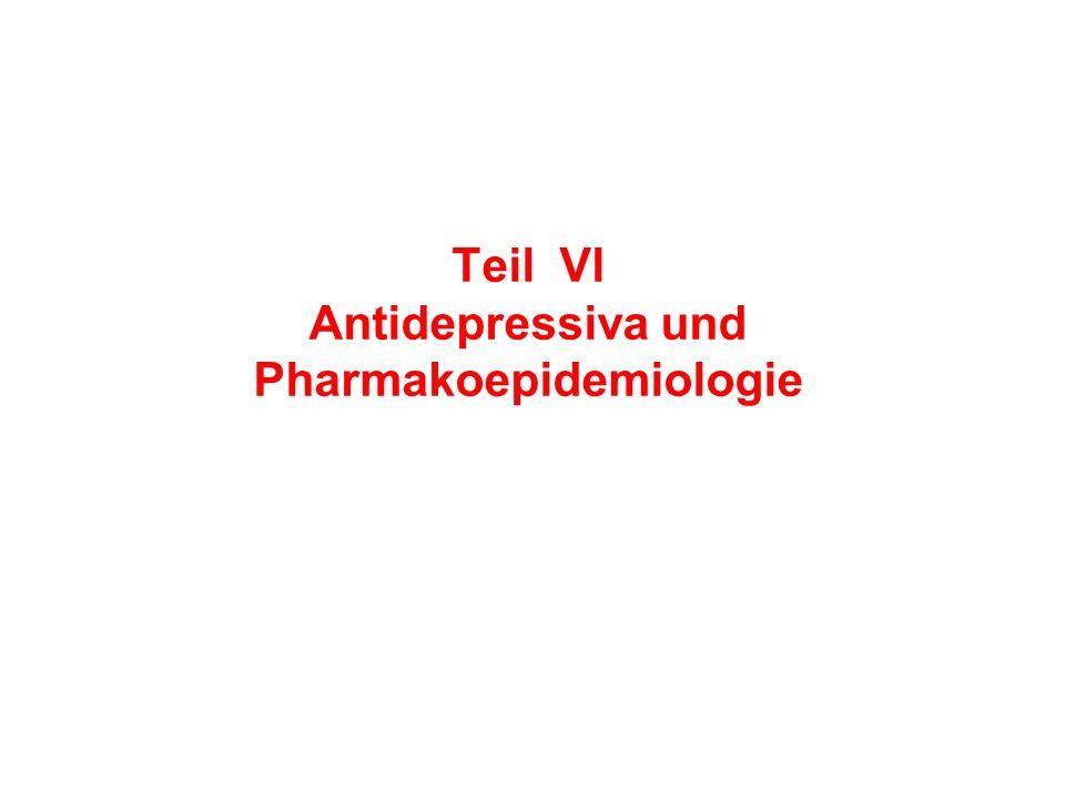 Teil VI Antidepressiva und Pharmakoepidemiologie