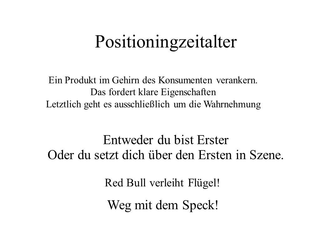 Positionierung von Radiosendern Es spü´t si unhamlich vü im Kopf ob (österreichischer Fußballer, anonymisiert) Wie denken wir Menschen.