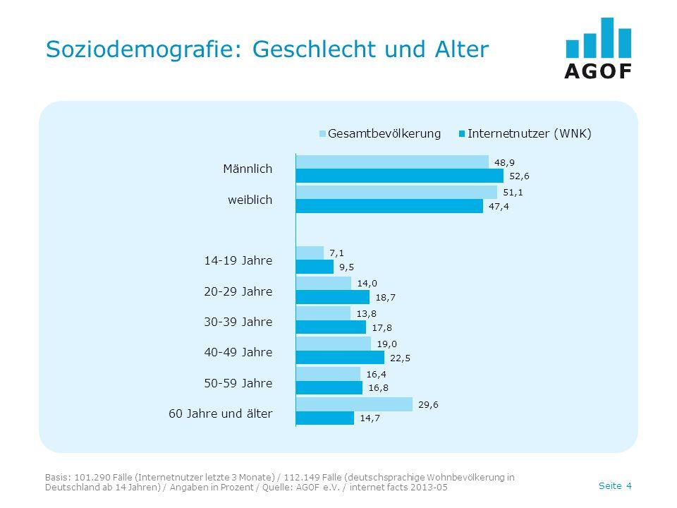 Seite 25 Vermarkter-Ranking: TOP 20 in einer durchschnittlichen Woche Basis: 101.290 Fälle (Internetnutzer letzte 3 Monate) / Angaben für eine durchschnittliche Woche im Untersuchungszeitraum März 2013 bis Mai 2013 / Quelle: AGOF e.V.