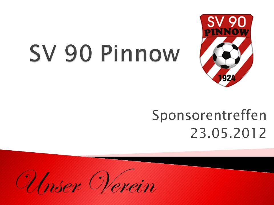 Sponsorentreffen 23.05.2012 Unser Verein