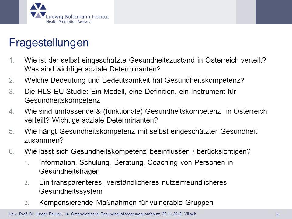 13 Univ.-Prof.Dr. Jürgen Pelikan, 14.