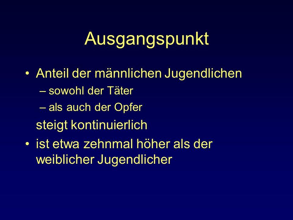 Erklärungsversuch Prof.Dr. Pfeiffer (kriminol. Forschungsinstitut Niedersachsen e.V.