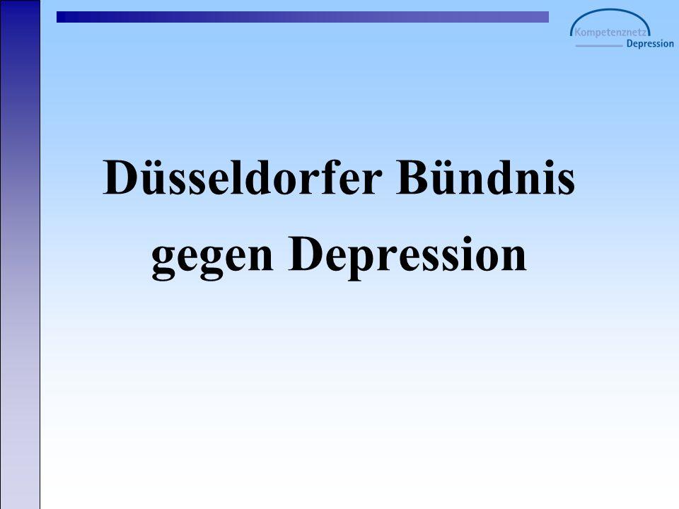 Depression im Alter Wolfgang Wittgens Psychiatrische Abteilung am Krankenhaus Elbroich