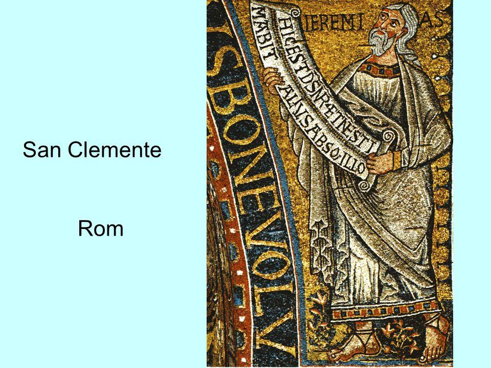 San Clemente Rom
