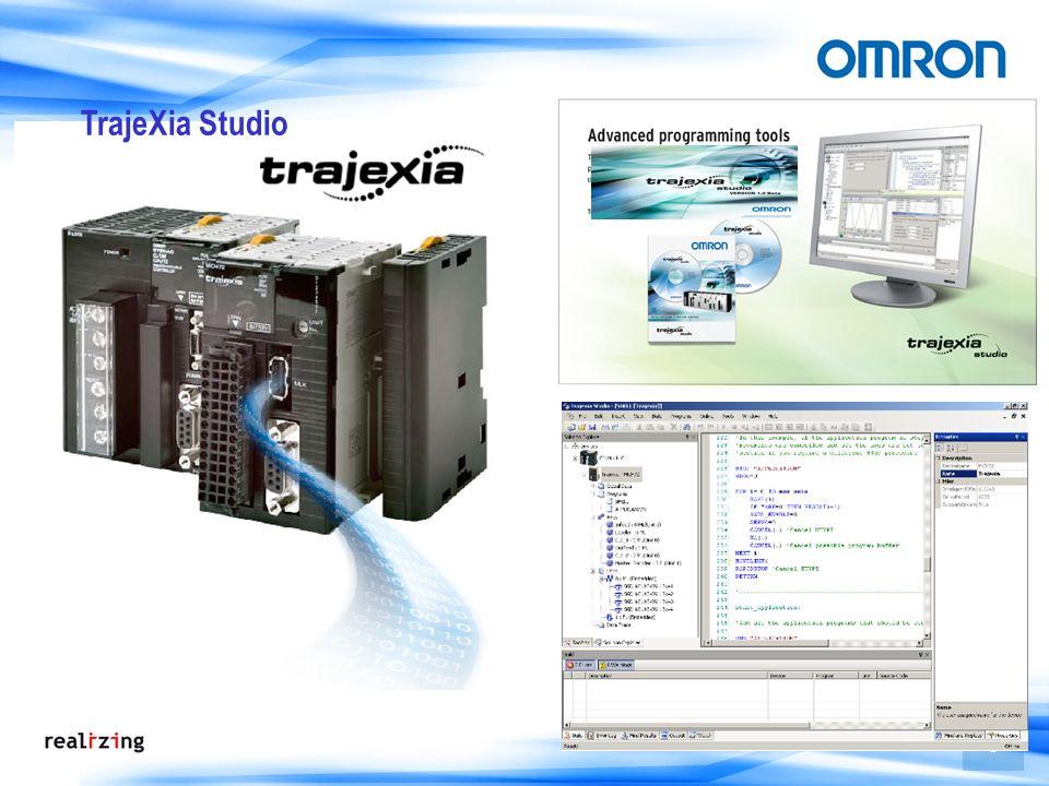 4 CJ1W-MCH72 Der neueste SPS-basierte Motioncontroller aus der TrajeXia Familie.