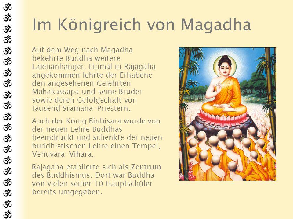 Buddhas zehn große Schüler Shariputra - Sariputta Kurz nach Buddhas Erleuchtung wurde Sariputra Mitglied des Sanghas.
