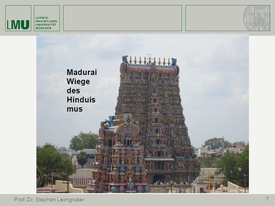 7 Madurai Wiege des Hinduis mus