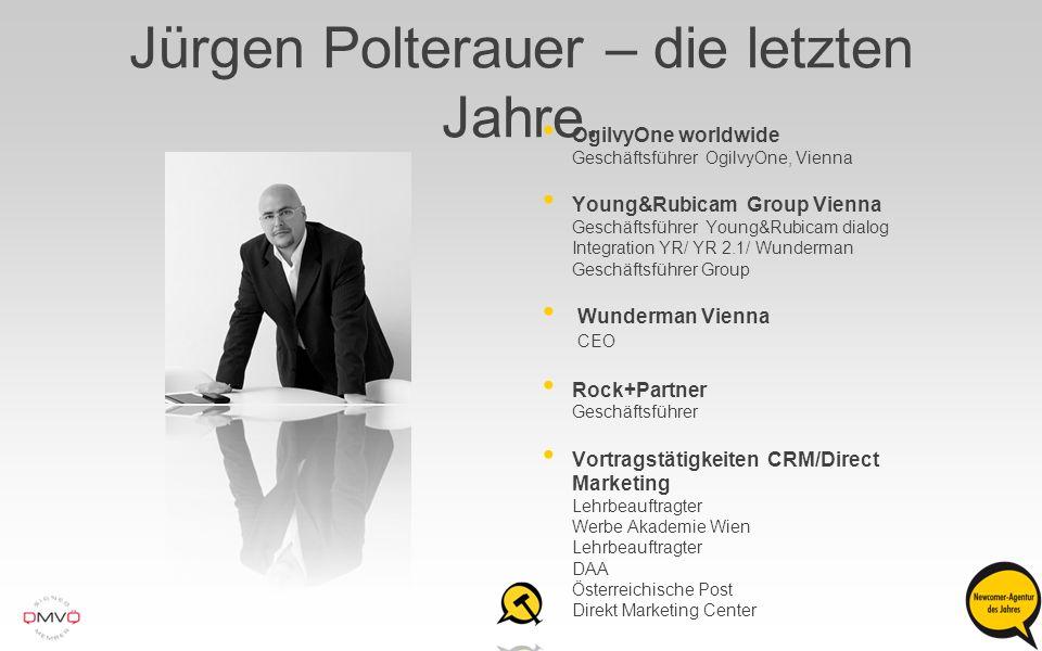 Jürgen Polterauer – die letzten Jahre.