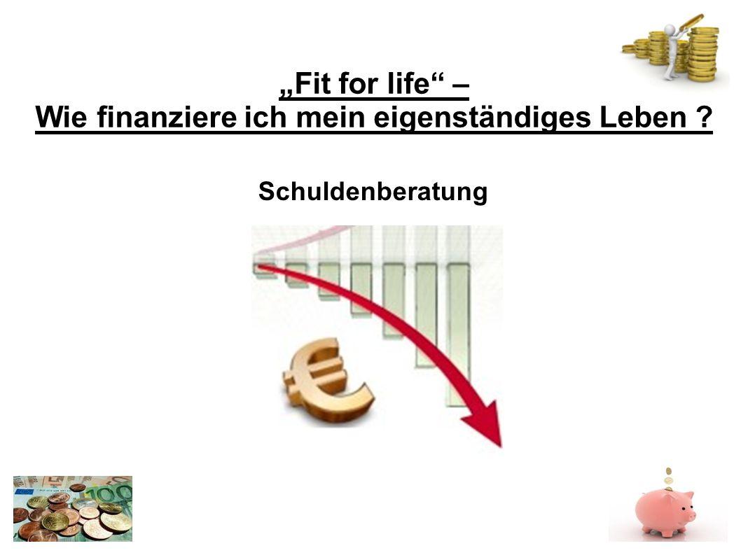 Schuldenberatung