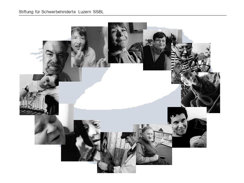 Stiftung Die SSBL Die SSBL begleitet und betreut im Kanton Luzern seit 1971 Menschen mit einer geistigen und mehrfachen Behinderung.