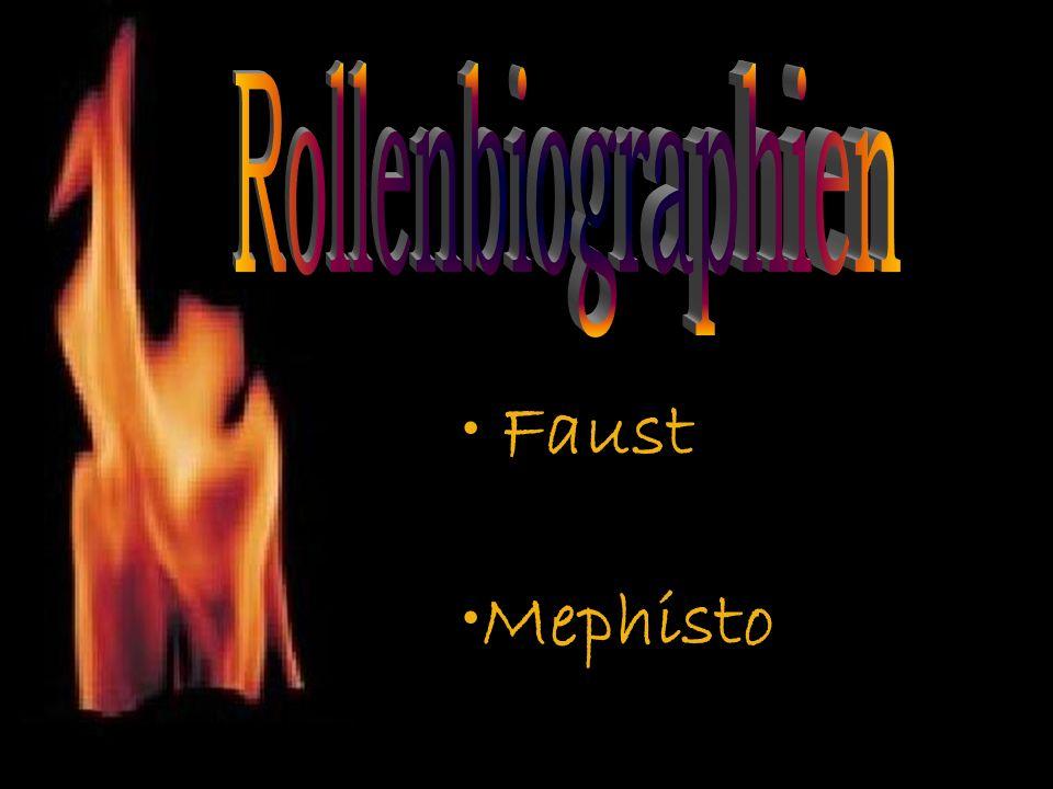 Faust Rätsel Dieser Mensch gilt in der deutschen Literaturgeschichte als der Prototyp des modernen Helden; und das Werk, das diese Geschichte erzählt,