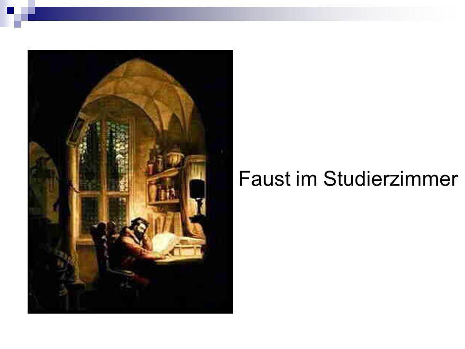 Faust und seine Schuldgefühle Sonia Valdés, unserer Reporterin, ist es gelungen Herrn Heinrich Faust zu interviewen.