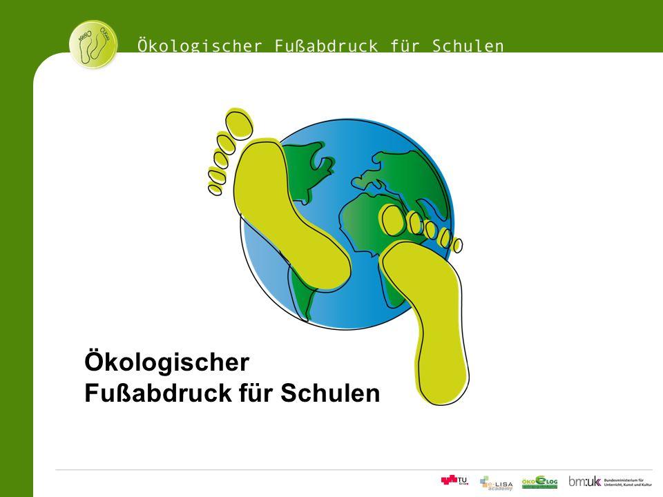 11Ökologischer Fußabdrucksrechner für Schulen Ökologischer Fußabdruck für Schulen