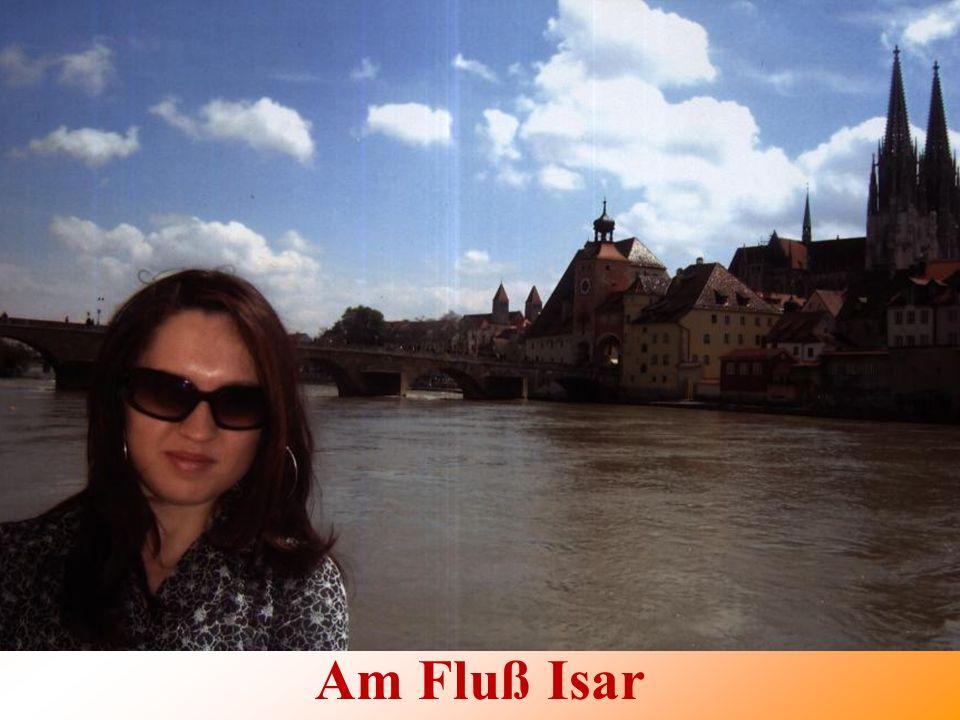 Am Fluß Isar