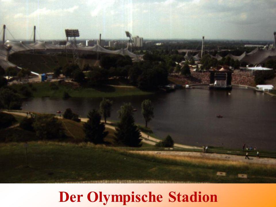 Der Olympische Stadion