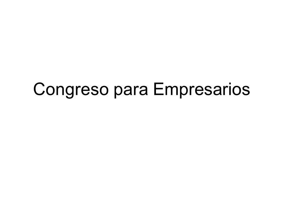 Congreso para Empresarios