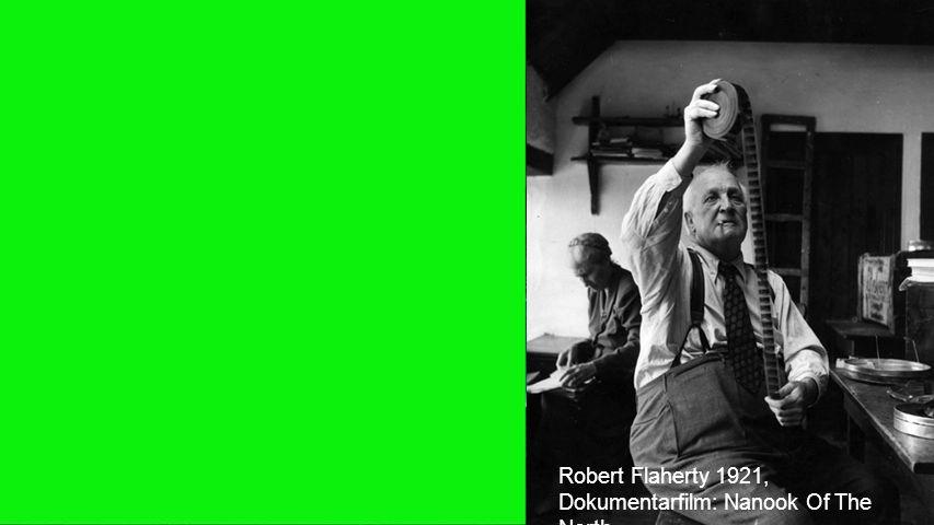 Seiteneinblender Robert Flaherty 1921, Dokumentarfilm: Nanook Of The North