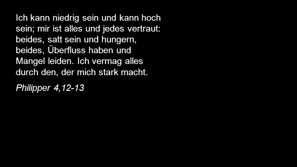 Glücklich sind alle, die sich an seine Ordnungen halten … Psalm 106,3